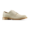 Derby in suede bata-the-shoemaker, marrone, 823-3325 - 13
