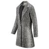 Cappotto oversize da donna bata, grigio, 979-2246 - 16