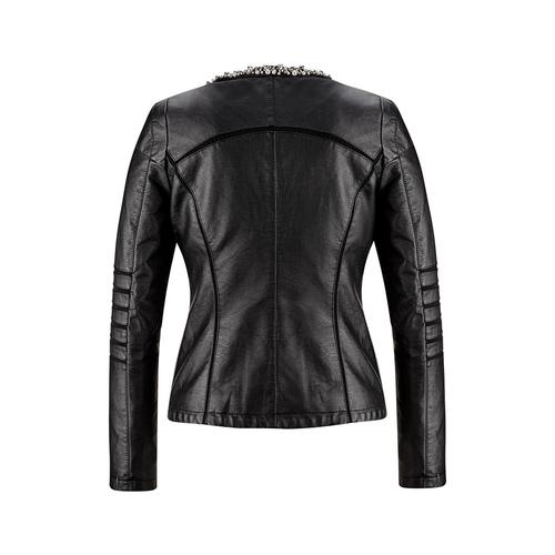 Giacca da donna con perline bata, nero, 971-6214 - 26