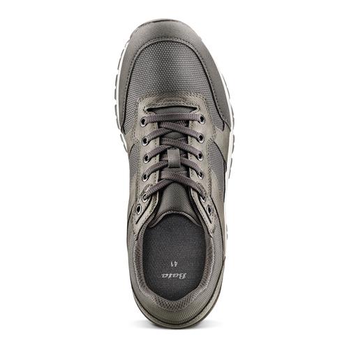 Sneakers da uomo bata, grigio, 841-2151 - 15