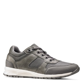 Sneakers da uomo bata, grigio, 841-2151 - 13