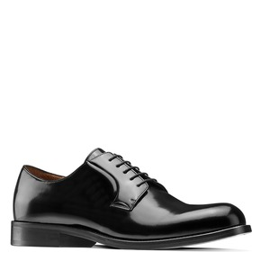 Derby in vernice da uomo bata-the-shoemaker, nero, 824-6327 - 13