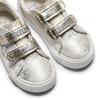 Sneakers basse con stelle mini-b, oro, 221-1218 - 19