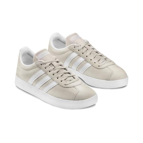 Adidas VL Court adidas, beige, 503-8379 - 16
