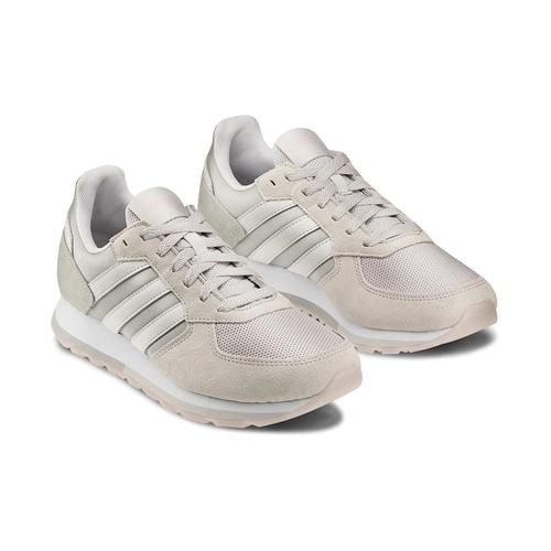 Adidas 8K da donna adidas, beige, 509-2369 - 16