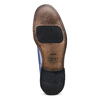 Derby da uomo in vera pelle bata-the-shoemaker, blu, 824-9332 - 19