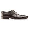 Derby da uomo The Shoemaker bata-the-shoemaker, marrone, 824-4335 - 26