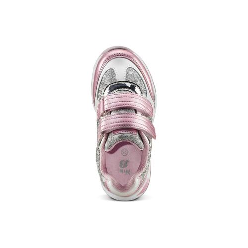 Sneakers con glitter da bambina mini-b, rosa, 221-5194 - 15