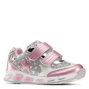Sneakers con glitter da bambina mini-b, rosa, 221-5194 - 13