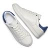Sneakers basse da uomo bata, bianco, 841-1731 - 19