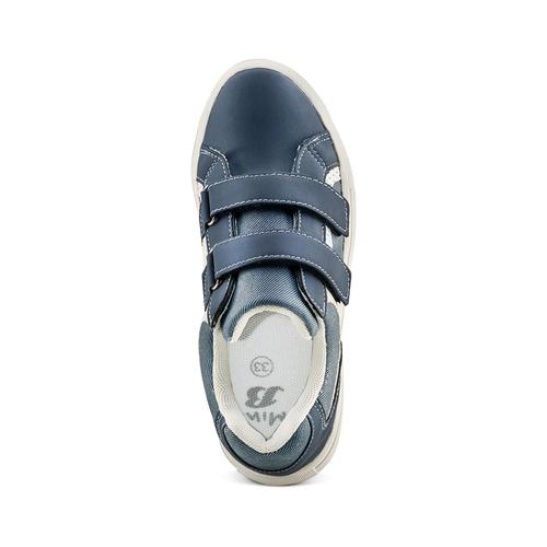 Scarpe basse da bambino mini-b, blu, 311-9147 - 17