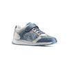 Sneakers da bimba con strass mini-b, blu, 329-9348 - 13