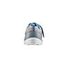 Sneakers da bambino con elastici mini-b, grigio, 319-2148 - 15