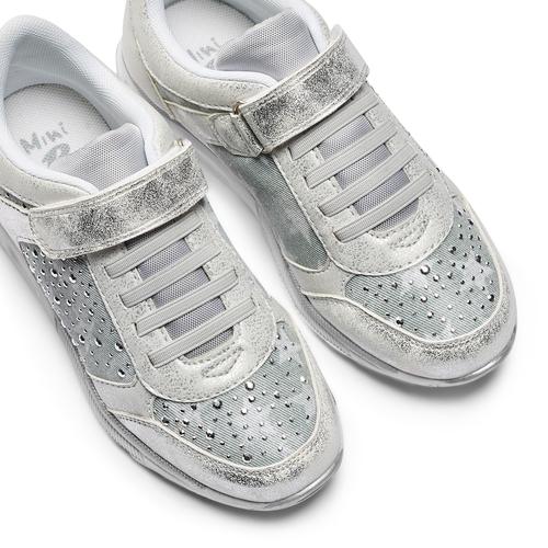 Sneakers da bimba mini-b, bianco, 329-1348 - 26
