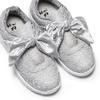 Sneakers con fiocco mini-b, bianco, 329-1341 - 26