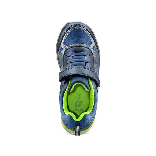 Sneakers da bimbo mini-b, blu, 319-9148 - 17