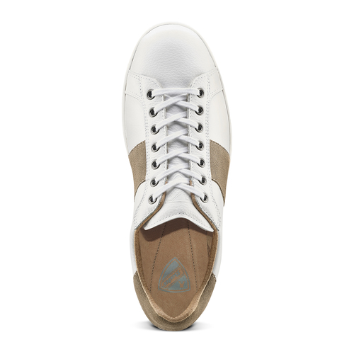 Sneakers JUSTIN atletico, bianco, 844-1157 - 15