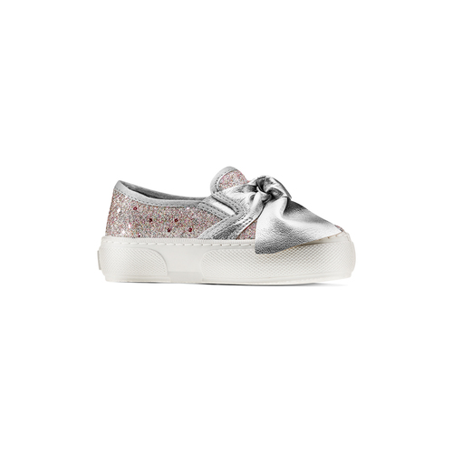 Slip on con fiocco mini-b, rosa, 229-5184 - 13