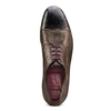 Stringate Made in Italy bata-the-shoemaker, marrone, 824-4347 - 17