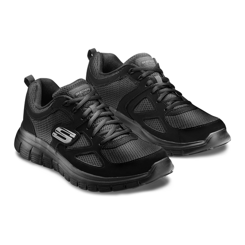 Skechers Burns Agoura skechers, nero, 809-6805 - 16