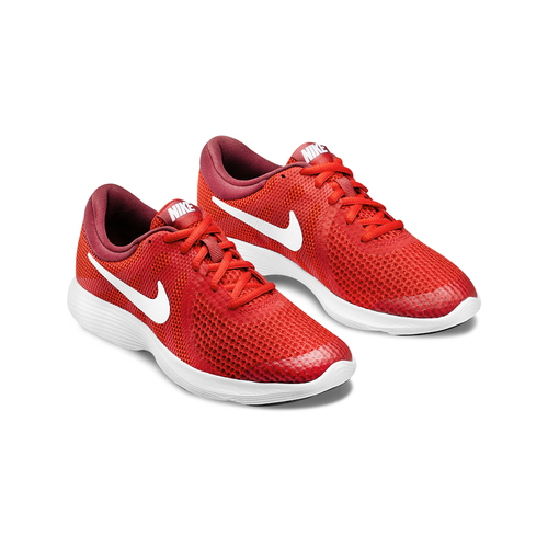 Nike Revolution 4 nike, rosso, 409-5502 - 16