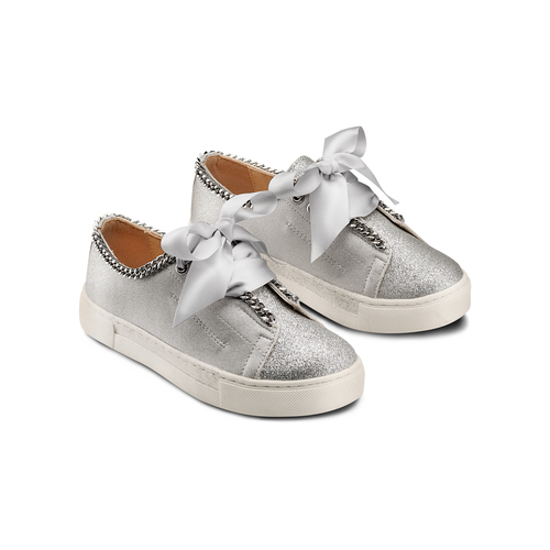 Sneakers senza lacci da bambina mini-b, 321-2307 - 16