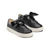 Sneakers senza lacci da bambina mini-b, nero, 321-6307 - 16