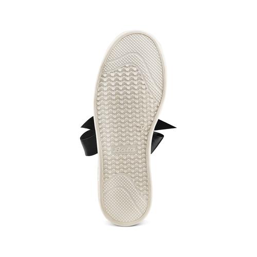 Sneakers senza lacci da bambina mini-b, nero, 321-6307 - 19