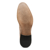 Derby da uomo in suede bata, marrone, 823-3297 - 19