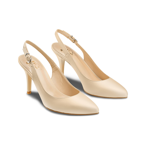 Sling back Insolia insolia, beige, 724-8196 - 16
