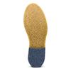 Polacchini in suede bata, blu, 823-9291 - 19