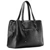 Shopper da donna bata, nero, 961-6209 - 13
