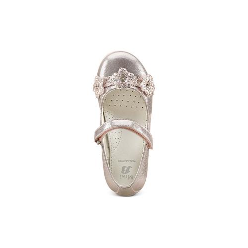 Ballerine da bambina mini-b, rosa, 229-5106 - 17
