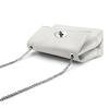 Minibag in vera pelle bata, bianco, 964-1249 - 17