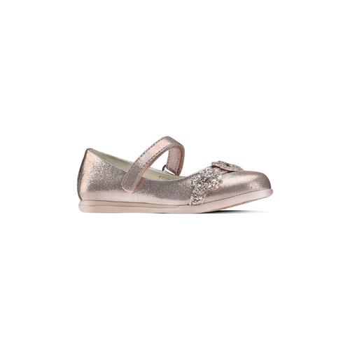 Ballerine da bambina mini-b, rosa, 229-5106 - 13