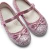 Ballerine con glitter da bambina mini-b, rosa, 229-5103 - 26