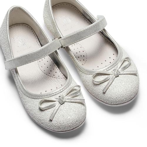 Ballerine da bambina mini-b, argento, 229-1103 - 26