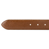 Cintura in vera pelle bata, marrone, 954-3132 - 16