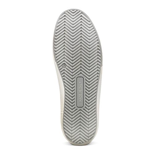 Sneakers alla caviglia bata, nero, 841-6406 - 19