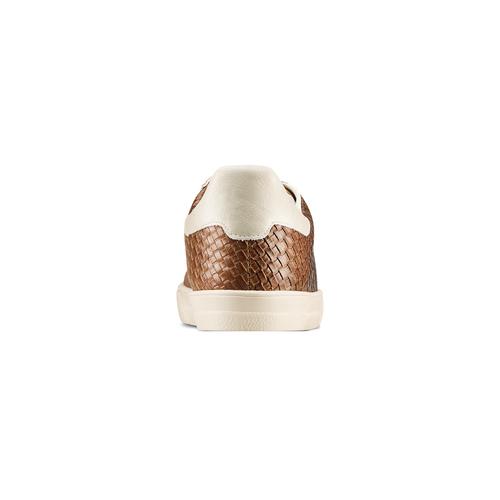 Sneakers da uomo bata, marrone, 841-3338 - 15