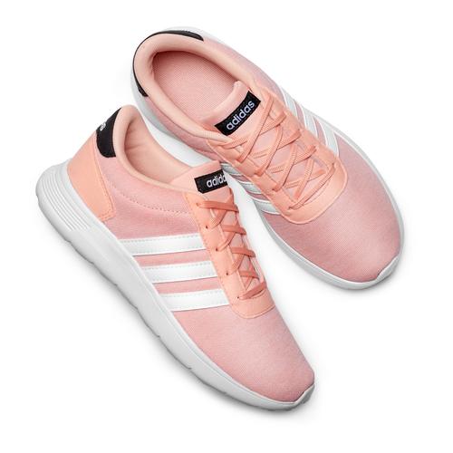 Adidas Lite Racer K adidas, rosa, 409-5388 - 26