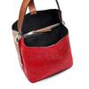 Borsa bicolore bata, rosso, 961-5173 - 16
