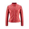 Giacca rossa con trafori bata, rosso, 971-5202 - 13