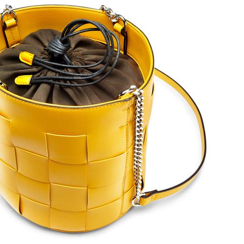 Secchiello da donna bata, giallo, 961-8233 - 15