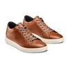 Sneakers da uomo bata, marrone, 844-3137 - 16