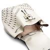 Zainetto con trafori bata, bianco, 961-1223 - 17