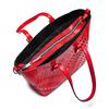 Shopper con trafori bata, rosso, 961-5220 - 16