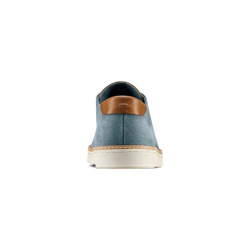 Sneakers casual  bata, blu, 849-9346 - 15