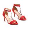 Sandali Celine insolia, rosso, 769-5154 - 16