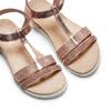 Sandali da bambina mini-b, 361-5171 - 26